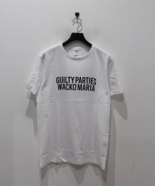 <img class='new_mark_img1' src='https://img.shop-pro.jp/img/new/icons8.gif' style='border:none;display:inline;margin:0px;padding:0px;width:auto;' />WACKOMARIA<BR>HEAVY WEIGHT CREW NECK T-SHIRT (WHITE)