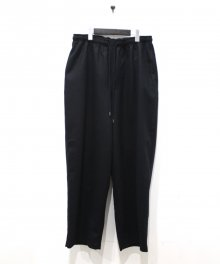 <img class='new_mark_img1' src='https://img.shop-pro.jp/img/new/icons8.gif' style='border:none;display:inline;margin:0px;padding:0px;width:auto;' />marka <BR>GYM PANTS - SUPER 120'S WOOL BEAVER - (BLACK)