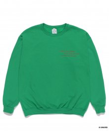 WACKOMARIA<BR> BILL EVANS / CREW NECK SWEAT SHIRT ( TYPE-5 ) SOLD OUT<img class='new_mark_img2' src='https://img.shop-pro.jp/img/new/icons50.gif' style='border:none;display:inline;margin:0px;padding:0px;width:auto;' />