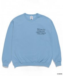 <img class='new_mark_img1' src='https://img.shop-pro.jp/img/new/icons49.gif' style='border:none;display:inline;margin:0px;padding:0px;width:auto;' />WACKOMARIA<BR> BILL EVANS / CREW NECK SWEAT SHIRT ( TYPE-3 ) SOLD OUT