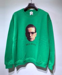<img class='new_mark_img1' src='https://img.shop-pro.jp/img/new/icons49.gif' style='border:none;display:inline;margin:0px;padding:0px;width:auto;' />WACKOMARIA<BR> BILL EVANS / CREW NECK SWEAT SHIRT ( TYPE-2 ) SOLD OUT