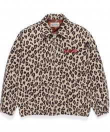 <img class='new_mark_img1' src='https://img.shop-pro.jp/img/new/icons49.gif' style='border:none;display:inline;margin:0px;padding:0px;width:auto;' />WACKOMARIA<BR> LEOPARD LEATHER 50'S JACKET SOLD OUT