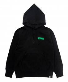 """<img class='new_mark_img1' src='https://img.shop-pro.jp/img/new/icons8.gif' style='border:none;display:inline;margin:0px;padding:0px;width:auto;' />BEDWIN <BR>L/S HOODED SWEAT """"DAVID"""" (BLACK)"""