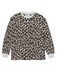 <img class='new_mark_img1' src='https://img.shop-pro.jp/img/new/icons8.gif' style='border:none;display:inline;margin:0px;padding:0px;width:auto;' />WACKOMARIA<BR>LEOPARD THERMAL SHIRT ( TYPE-2 )