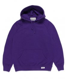 <img class='new_mark_img1' src='https://img.shop-pro.jp/img/new/icons8.gif' style='border:none;display:inline;margin:0px;padding:0px;width:auto;' />WACKOMARIA<BR> WASHED HEAVY WEIGHT PULLOVER HOODED SWEAT SHIRT ( TYPE-1 ) (PURPLE)
