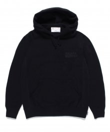 <img class='new_mark_img1' src='https://img.shop-pro.jp/img/new/icons8.gif' style='border:none;display:inline;margin:0px;padding:0px;width:auto;' />WACKOMARIA<BR> HEAVY WEIGHT PULLOVER HOODED SWEAT SHIRT ( TYPE-1 )(BLACK)