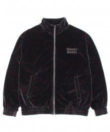 <img class='new_mark_img1' src='https://img.shop-pro.jp/img/new/icons50.gif' style='border:none;display:inline;margin:0px;padding:0px;width:auto;' />WACKOMARIA<BR> PAISLEY VELVET JACKET 【SOLD OUT】
