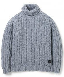"""<img class='new_mark_img1' src='https://img.shop-pro.jp/img/new/icons49.gif' style='border:none;display:inline;margin:0px;padding:0px;width:auto;' />BEDWIN T-NECK DRALON KNIT SWEATER""""ASHER"""" SOLD OUT"""