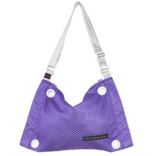 ファスバッグ Sサイズ メッシュ (Purple/White)