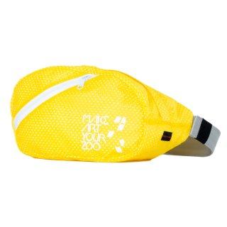 メッシュウエスト (Yellow/White)