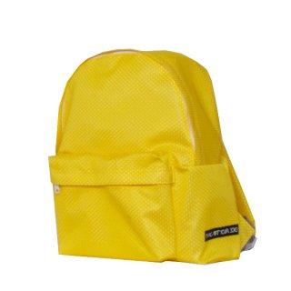 メッシュリュック (Yellow/White)