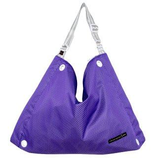 ファスバッグ Lサイズ メッシュ (Purple/White)