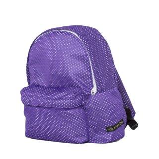 ミニメッシュリュック (Purple/White)