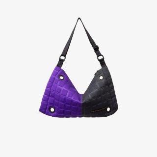 ファスバッグ Sサイズ 3D-GEO ■ (Purple/Charcoal)