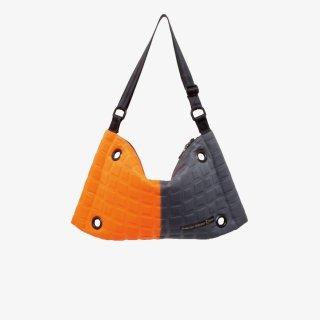 ファスバッグ Sサイズ 3D-GEO ■ (Orange/Charcoal)