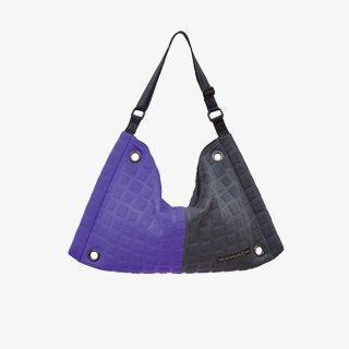 ファスバッグ Mサイズ 3D-GEO ■ (Purple/Charcoal)