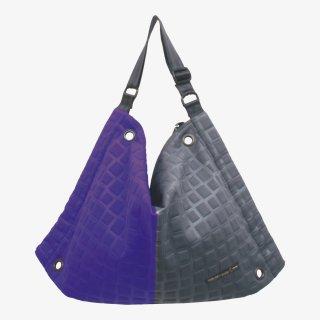 ファスバッグ Lサイズ 3D-GEO ■ (Purple/Charcoal)