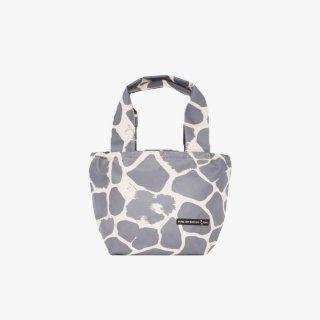 バスケットトート Sサイズ Giraffe (SANDBEG/GRY)
