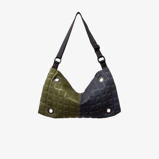 ファスバッグ Sサイズ 3D-GEO ■ (Olive/Charcoal)
