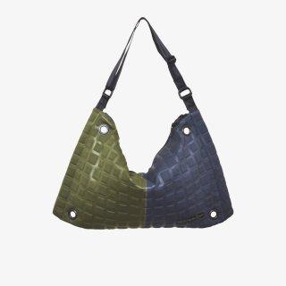 ファスバッグ Mサイズ 3D-GEO ■ (Olive/Charcoal)