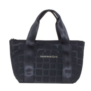 TOTE BAG  S 3D-GEO (Black)