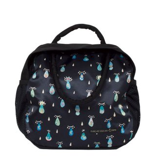 2Pack Tote TEAR DROP (Black)
