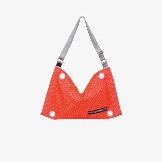 ファスバッグ Sサイズ メッシュ (Orange/White)