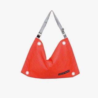 ファスバッグ Mサイズ メッシュ (Orange/White)
