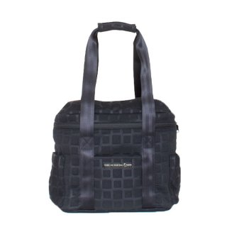 BOX BAG Mサイズ 3D-GEO (Black)