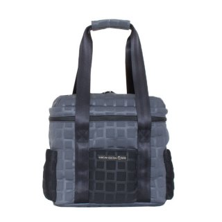 <strong>【SALE】</strong> BOX BAG Mサイズ 3D-GEO (Charcoal/Black)<br>18,700円→