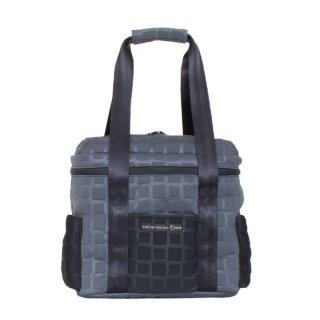 BOX BAG Mサイズ 3D-GEO (Charcoal/Black)