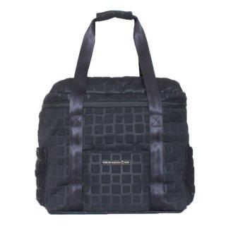 BOX BAG Lサイズ 3D-GEO (Black)