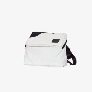 メッセンジャーバッグ Sサイズ Rub-Teck  (White)