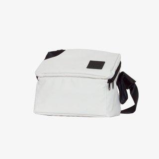メッセンジャーバッグ Mサイズ Rub-Teck (White)
