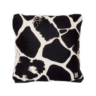 クッションカバー Giraffe   (Cream/Black)