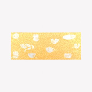 <img class='new_mark_img1' src='https://img.shop-pro.jp/img/new/icons1.gif' style='border:none;display:inline;margin:0px;padding:0px;width:auto;' />手ぬぐい Ceramix (Deep Yellow)