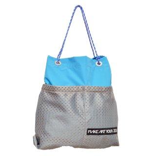 ホッピングコードショッパー Sサイズ (Blue/Grey)