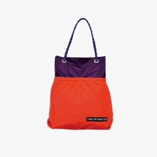 ホッピングコードショッパー Mサイズ (Purple/Orange)