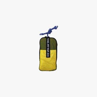 ホッピング パッカブル オーガナイザー (Olive/Yellow)