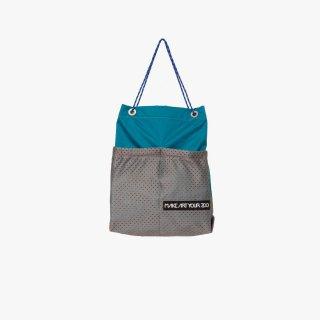 ホッピングコードショッパー Sサイズ (Peacock Blue/Grey)