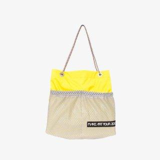 ホッピングコードショッパーワイド Sサイズ (Yellow/Gray)