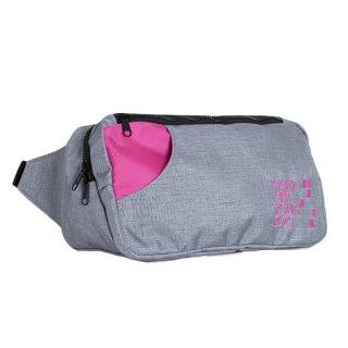 アングルポーチ (Gray/Pink)