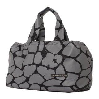 バスケットトート Mサイズ Giraffe (Black/Gray)