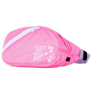 メッシュウエスト (Pink/White)