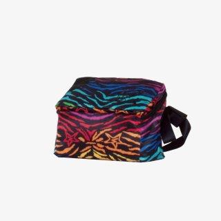 メッセンジャーバッグ Sサイズ Rainbow Tiger Stripe (Rainbow)