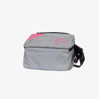メッセンジャーバッグ Sサイズ (Gray/Pink)