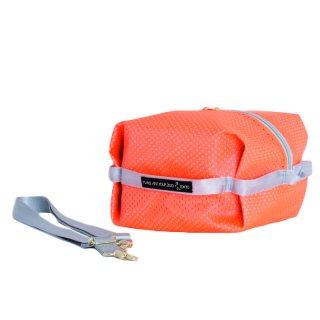 2Way ポーチ メッシュ (Orange)