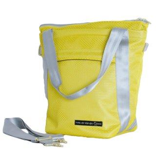2Way トート Mサイズ メッシュ (Yellow)