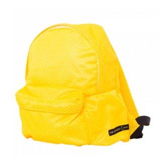 ミニメッシュリュック (Yellow/White)