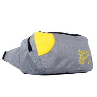 アングルポーチ (Gray/Yellow)